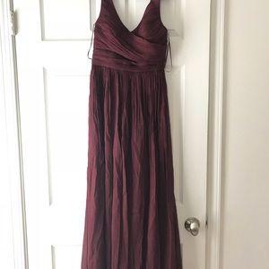 Jcrew Cabernet dress